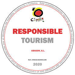 Certificado Responsible Tourism